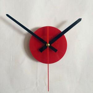 1Pc Round Quartz Wall Clock Movement Mechanism Repair Replacement Kit DIY Tool