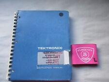 Tektronix 7623A/R7623A Storage Oscilloscope W Options Service Manual 070-1685-00
