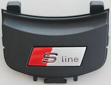 Audi TT 8J original S-Line Lenkradclip Logo Clip Schriftzug TTS Emblem Lenkrad