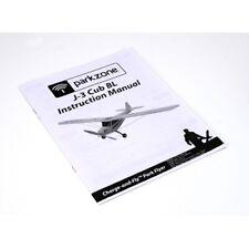 ParkZone PKZ4515 Owner's  Instruction Manual: J-3 Cub BL Brushless