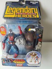 marvel legends legendary heroes Star monkey man baf figure Toy biz 2007 rare