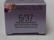 Wella Illumina Color 6/37 Rubio oscuro Oro-marrón 60ml