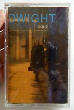 DWIGHT YOAKAM - GONE, CASSETTE TAPE, 1995 REPRISE, NEW SEALED W/SMALL CRACK!!!