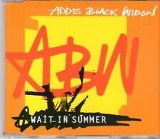 (DH574) Addis Black Widow, Wait In Summer - 2001 DJ CD