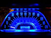 Blue LED Dash Cluster Light Kit for Holden FB FC FE FJ EK EJ EH HD HG HJ HK