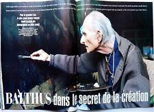 1998: BALTHUS_JODIE FOSTER_VANESSA PARADIS_CLINT EASTWOOD_UTE LEMPER