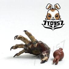 Hot Toys 1/6 Predator Tracker_ Hand#1+Peg _Open Predators  HT071C