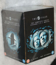 X-FILES Seasons 1-9 + 2 Movies - Complete Collection - DVD Box Set - SEALED