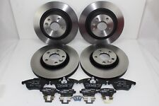 Original Brake Discs + Brake Pads Front + REAR FORD S-MAX/Galaxy 59998800