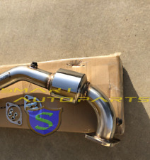 SRS STAINLESS DOWNPIPE DOWN PIPE WITH CATLESS FOR IMPREZA 2.5L RS EJ 1997-2005
