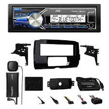 2014-2015 Harley Touring Install Kit, XM Radio Tuner, JVC Bluetooth USB Receiver