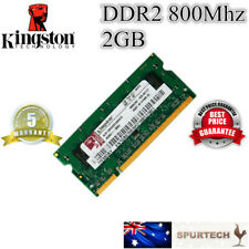 Kingston 2GB 800 Mhz DDR2 Laptop RAM Memory PC2-6400 2G