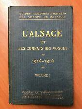Michelin Champs de Bataille L'Alsace