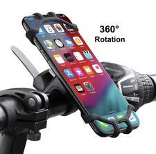 360°Handyhalterung Fahrrad Universal Handyhalter Smartphone Motorrad Scooter