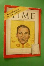 Time Magazine Janvier 10, 1949 'S GOLF Ben Hogan Vintage Ads