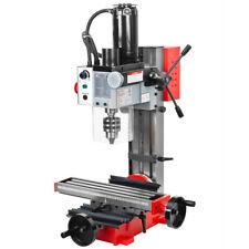 Holzmann Bohr- und Fräsmaschine Universalfräsmaschine BF 16V