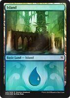 1x Island A01/010 Promo Magic the Gathering (MTG) TCG Foil