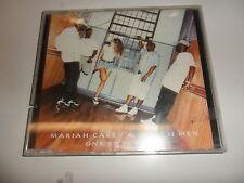 Cd   Mariah Carey &  Boyz II Men  – One Sweet Day