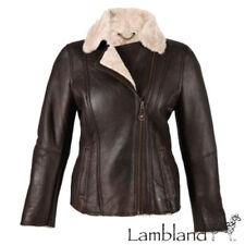 Manteaux et vestes en cuir pour femme taille 46