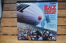 BLACK SUNDAY Robert Shaw - NEW LaserDisc - FREE Post - mmoetwil@hotmail.com