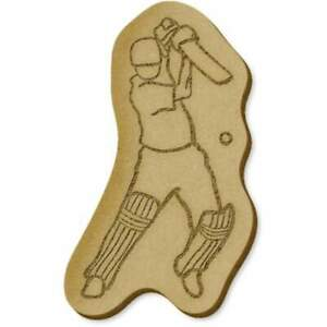 6 x 'Disparo de cricket' MDF Embellecimiento (EB00019311)