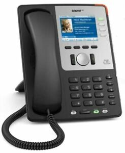 Snom 821 VoIP SIP Phone --  Free Delivery