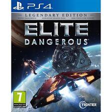 Elite Dangerous Legendary Edition PlayStation 4 Ps4