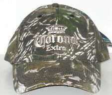 Camo Corona Extra Adjustable Cap Hat