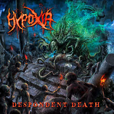 HYPOXIA (US) ‎– Despondent Death CD 2015 (Brutal Death Metal)