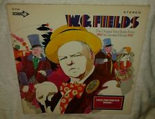W.C. FIELDS, Original Voice Tracks From His Greatest Movies, VINYL LP / VG+