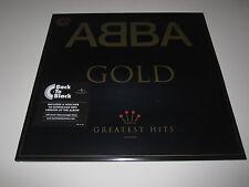 Abba - Gold Greatest Hits 2-LP Ltd. 180g Vinyl NEU Gatefold Doppel-Schallplatte