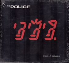 The Police Ghost in the Machine Caja de Carton CD New Sealed