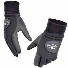Orlimar Men's Winter Performance Fleece Golf Gloves, S