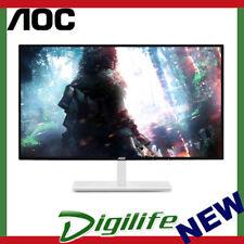 "AOC Q3279VWFD8 31.5"" IPS LED LCD Gaming Monitor QHD FreeSync DP HDMI DVI VGA"