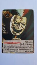 CarteSpellfire - Midnight's mask of disguise ( 182/500 4th édition)