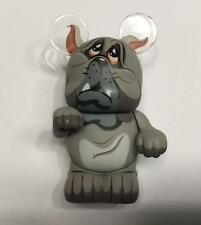 FURRY FRIENDS FRANCIS Oliver & Co DOG BULLDOG VINYLMATION Disney