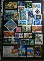 Raumfahrt Space Briefmarken Timbres Stamps Sellos
