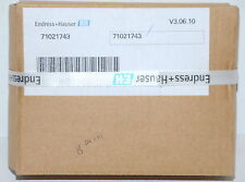 Endress & Hauser Module 71021743 (Brand New in Box)