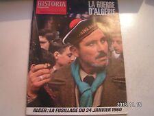 ** Historia Magazine n°299 Alger La fusillade du 24 Janvier 1960
