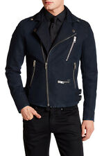 DIESEL J-GIBSON-D NAVY JACKET SIZE S 100% AUTHENTIC