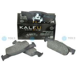 Kale Set of Brake Pads Front For Smart Fortwo Cabriolet/Coupe (453)