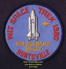 LMH Patch 1980 WINNEBAGO TRAVELERS Club RV Motorhome WIT W.I.T. Huntsville RALLY