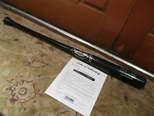 Adrian Gonzalez Game Used Louisville Slugger Baseball Bat PSA Certified