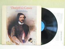 DS 001- DONIZETTI DA CAMERA- Piano/Oboe/Flute Sonatas LP Edna Graham/Redbridge
