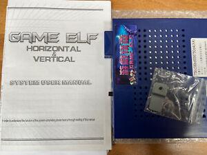 Game Elf, 1162 In 1, Jamma Arcade Multi board, Horizontal And Vertical