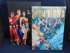 World's Greatest Super-Heroes slipcase HC 1st edition (2005, DC)