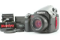 【N MINT】 Mamiya 645 AFD II medium format SLR w/ AF 80mm f2.8 Lens From Japan 999
