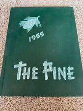 1955 The Pine, William Smith College Geneva, NEw York Yearbook