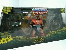 MOTUC Masters of the Universe Classics Vykron Loose with box complete