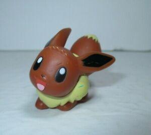 B 13 Pokemon Finger Puppet Eevee Figure Gotta Catch Them All Nintendo Bandai